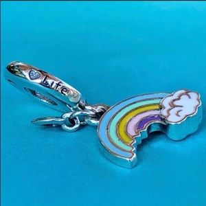 Pandora Rainbow Of Love Charm